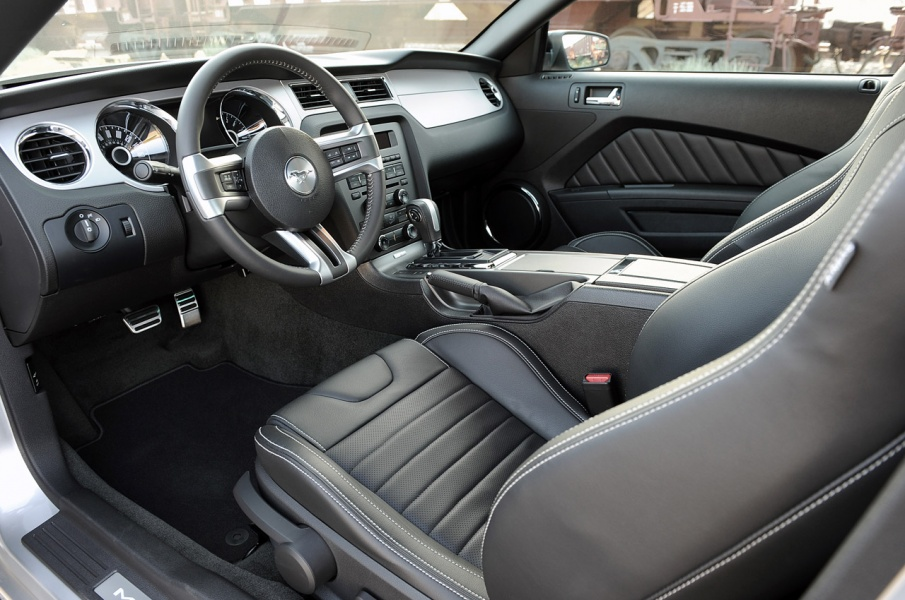 20102014 mustang interior styling americanmuscle free