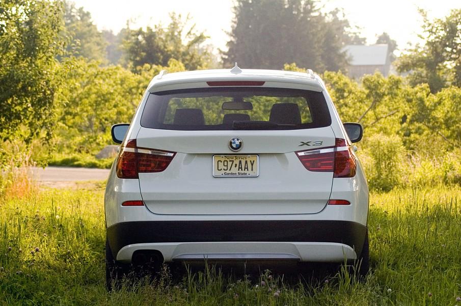 Обзор 2011 BMW X3 xDrive28i - Автобегиннер ...