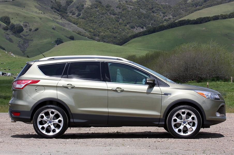 Форд эскейп 2013 фото