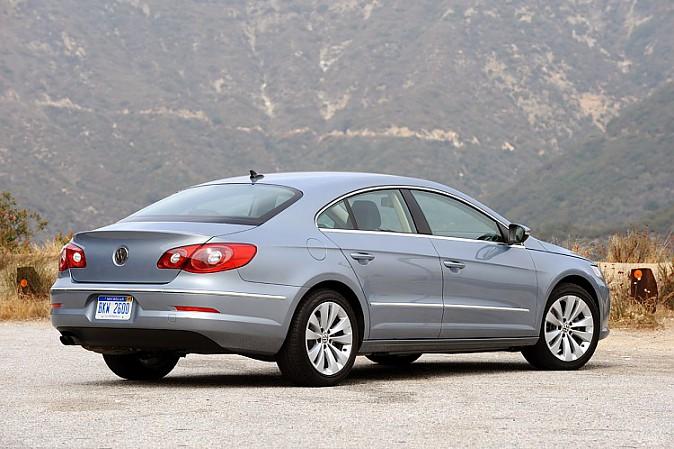 2009 Volkswagen CC Sport