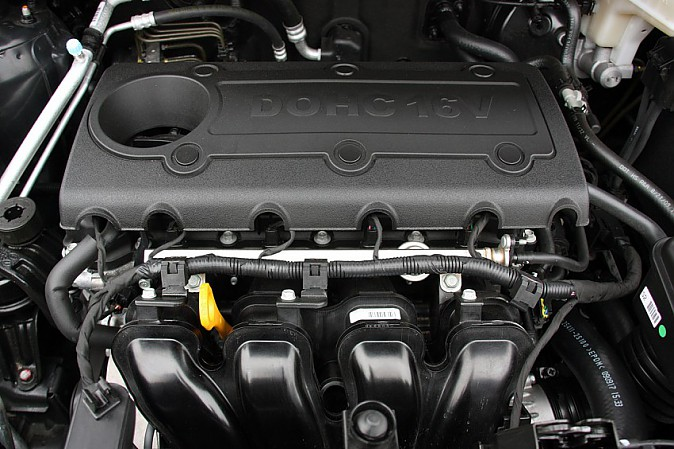 2010 Hyundai Tucson GLS - красота, которая не требует жертв