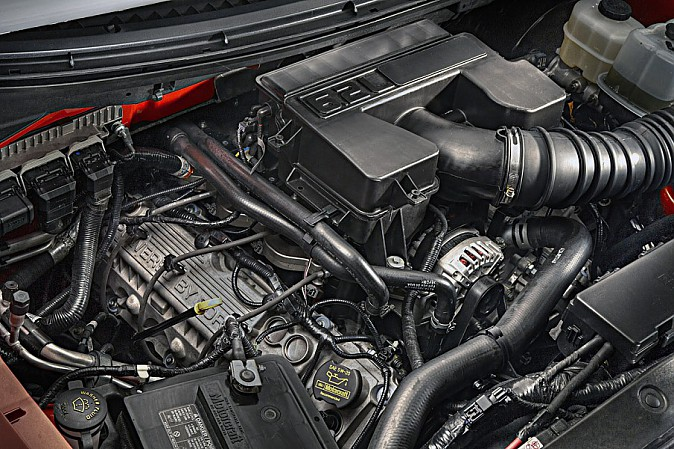 Ford SVT Raptor 6.2 рожден летать
