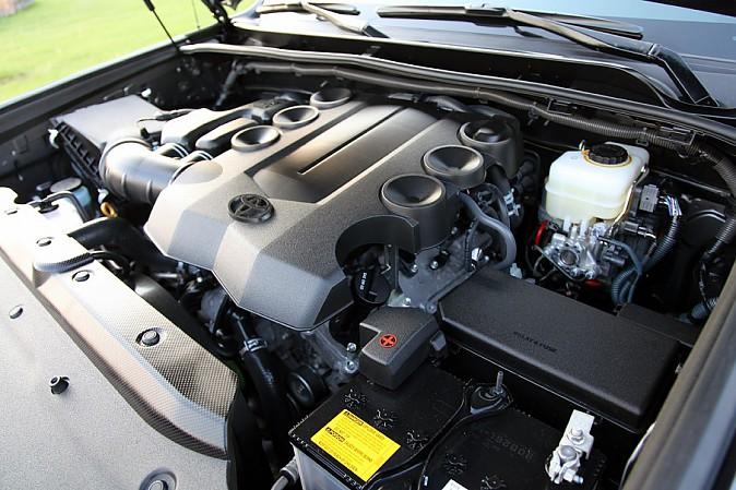 Toyota 4Runner придерживается выверенной формулы