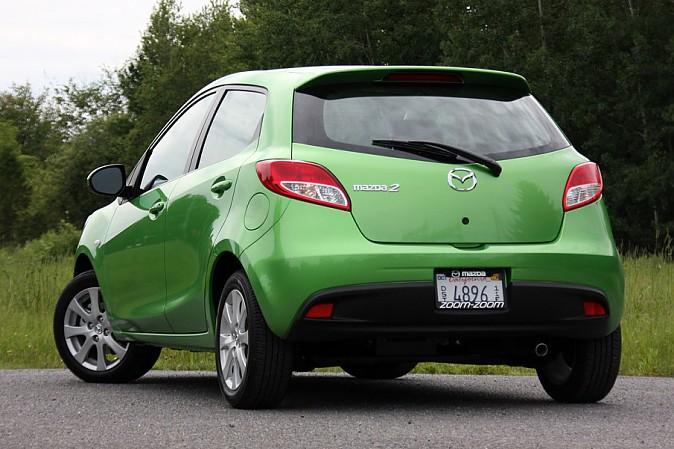Новая Mazda2 - забава вместо экономии
