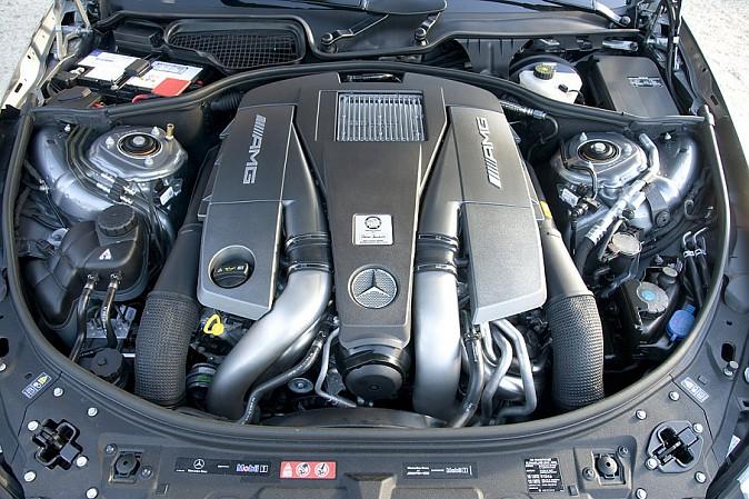 2011 Mercedes-Benz CL63 AMG - возрожденный Big Benz впечатляет