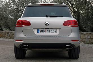 2011 Volkswagen Touareg легкомысленно серьезен