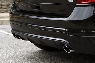 2011 Ford Edge - отточенные технологии