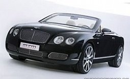 "Заряженный Bentley Continental ""Birkin Edition"""
