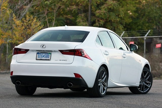 Lexus IS 250 AWD F Sport