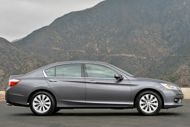 Honda Accord V6 Touring